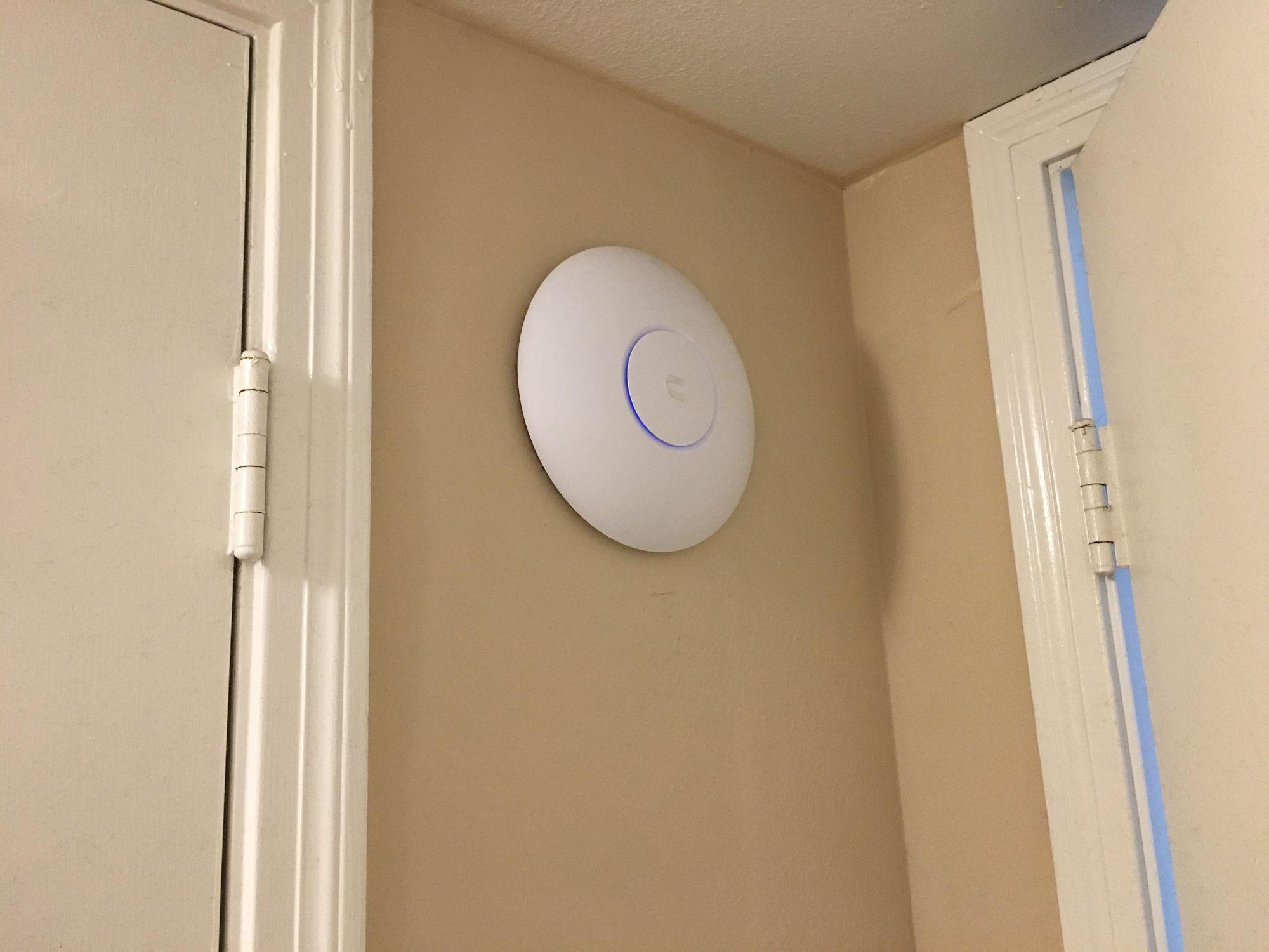Ruckus R510 Home Install