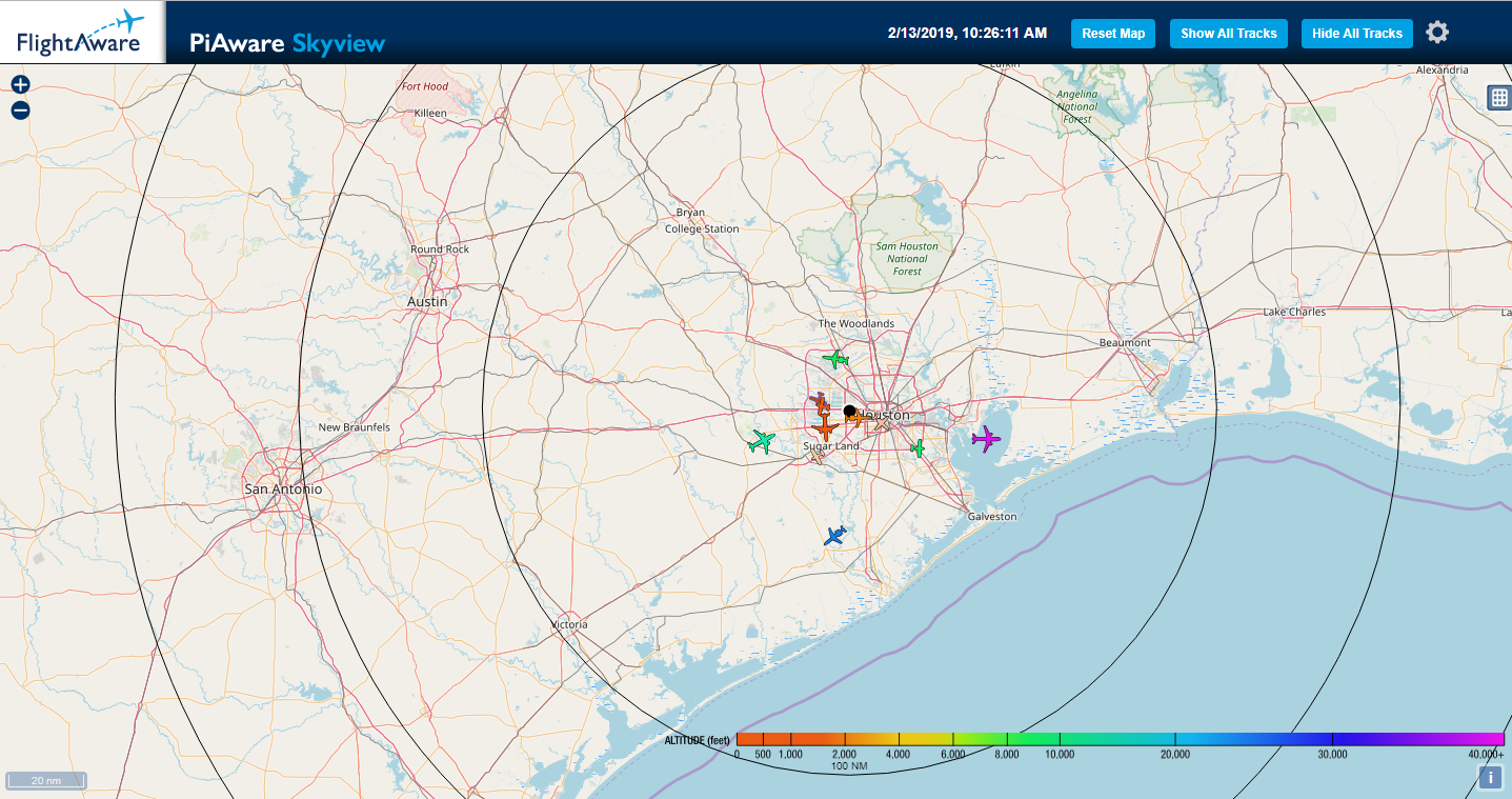 My New ADS-B Flight Tracking Setup