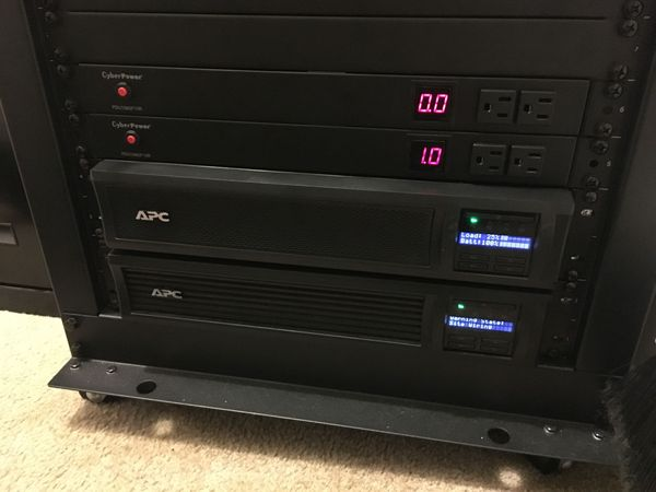 Homelab power upgrade